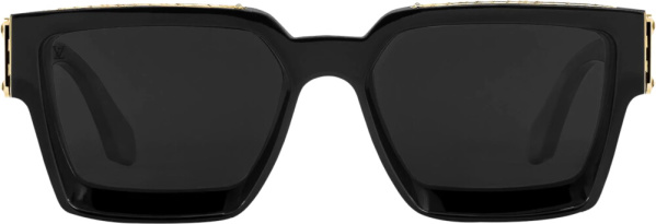 Louis Vuitton Black 1.1 Millionaires Sunglasses