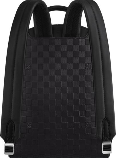 Louis Vuitton Black Campus Backpack