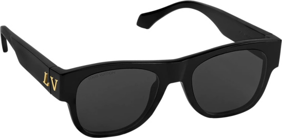 Louis Vuitton Black Hopscotch Sunglasses
