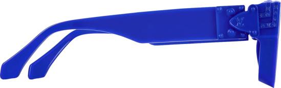 Louis Vuitton Blue 1.1 Millionaires Sunglasses