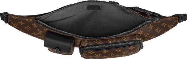 Louis Vuitton Brown Monogram Bumbag