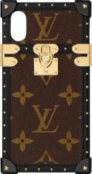 Louis Vuitton Brown Monogram Eye Trunk Phone Case