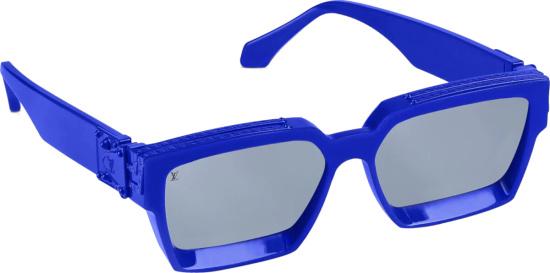 Louis Vuitton Cobalt 1.1 Millionaire Sunglasses