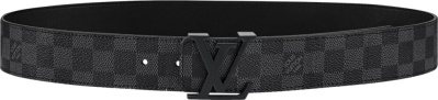Louis Vuitton Damier Check Belt
