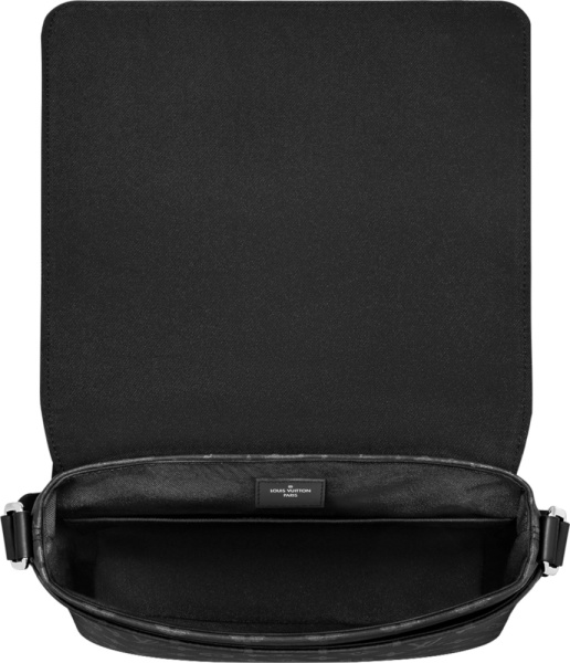 Louis Vuitton Eclipse Monogram District Pm Bag