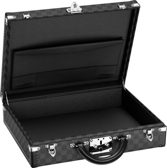 Louis Vuitton Graphite Damier Canvas Briefcase