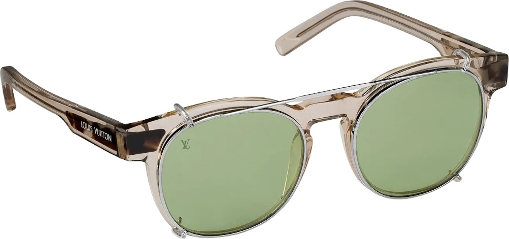 Dark Tortoise 'Jungle' Sunglasses