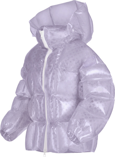 Louis Vuitton Inflatable Puffer Jacket