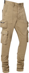 Louis Vuitton Khaki Tactical Cargo Pants