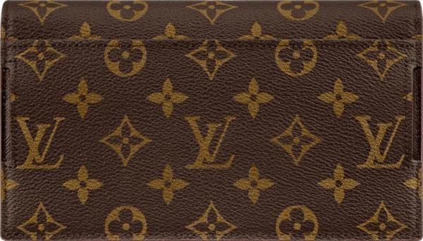 Louis Vuitton Locked Belted Bag