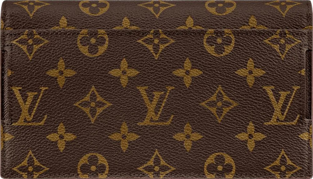 Louis Vuitton Locked Belted Bag