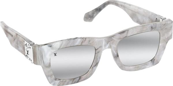 Louis Vuitton Marble Frame Charleston Sunglasses