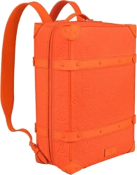 Louis Vuitton Mca Orange Soft Trunk Backpack