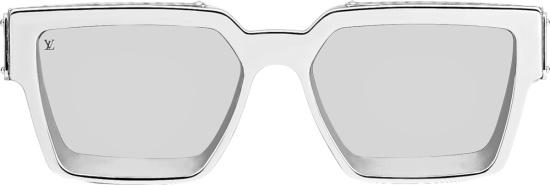 Louis Vuitton Metallic Silver 1.1 Millionaires
