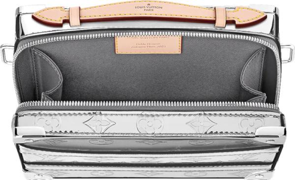 Louis Vuitton Mirror Monogram Handle Trunk