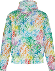 Louis Vuitton Multicolor Pastel Monogram Windbreaker 1a8h5i