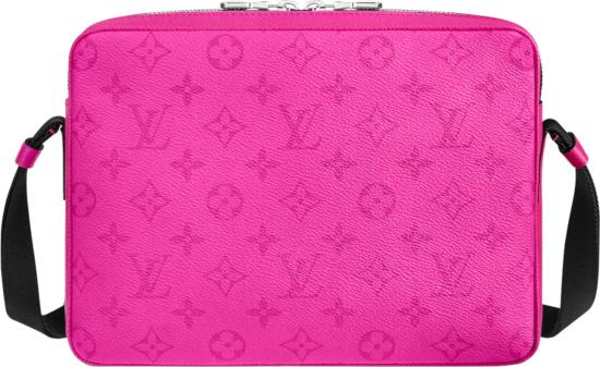 Louis Vuitton Neon Pink Outdoor Bumbag