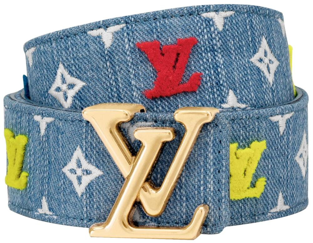 Louis Vuitton New Wave H24 Belt