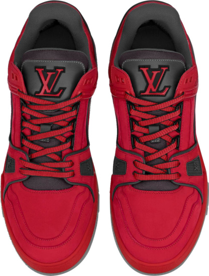 Louis Vuitton Rogue Trainer Sneakers