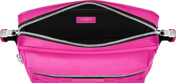 Louis Vuitton Rose Outdoor Messenger Bag