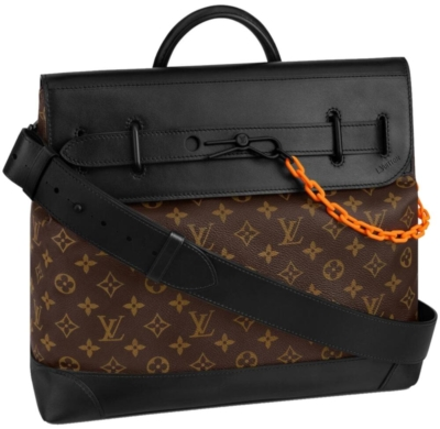 Louis Vuitton Streamer Pm Monogram Print Bag