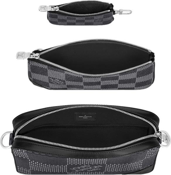 Louis Vuitton Trio Messenger Bag