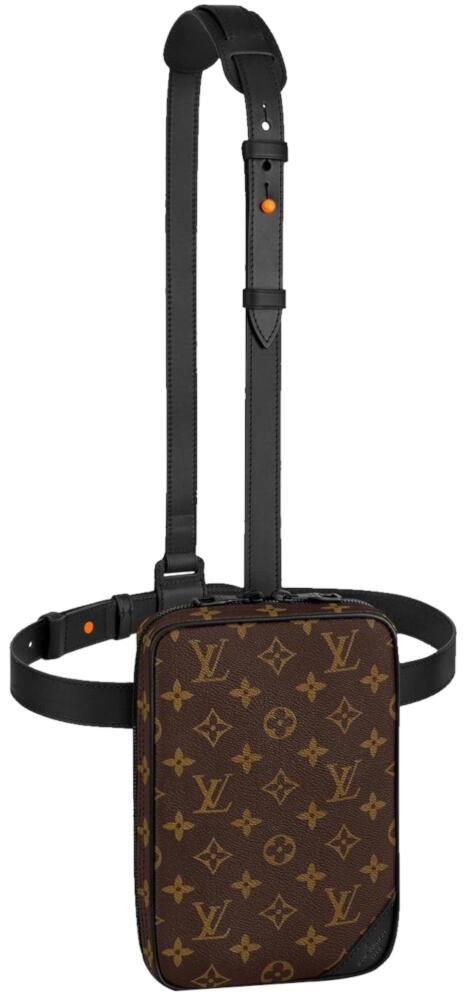 Louis Vuitton Utility Side Bag