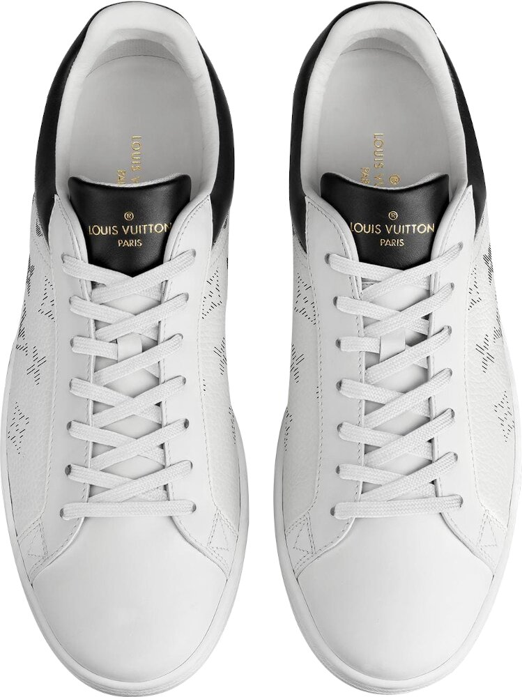 White 'Luxembourg' Sneakers