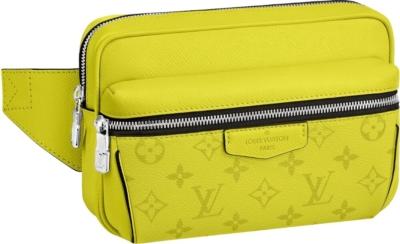 Louis Vuitton Yellow Belt Bag