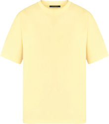 Louis Vuitton Yellow Inside Out T Shirt 1a7qga