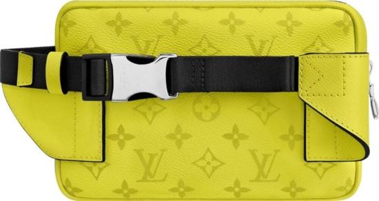 Louis Vuitton Yellow Outdoor Bumbag