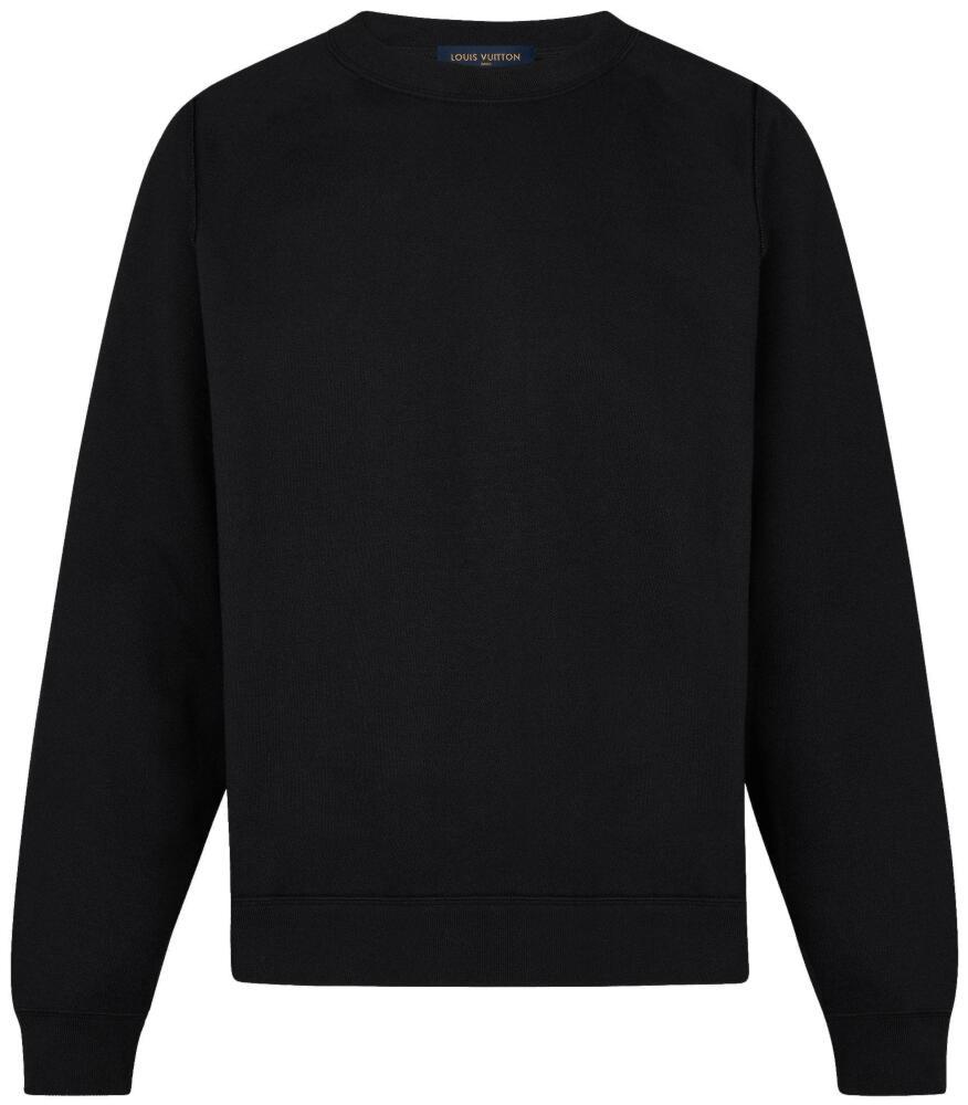 Lousi Vuitton Blac Inside Out Staples Edition Sweatshrit