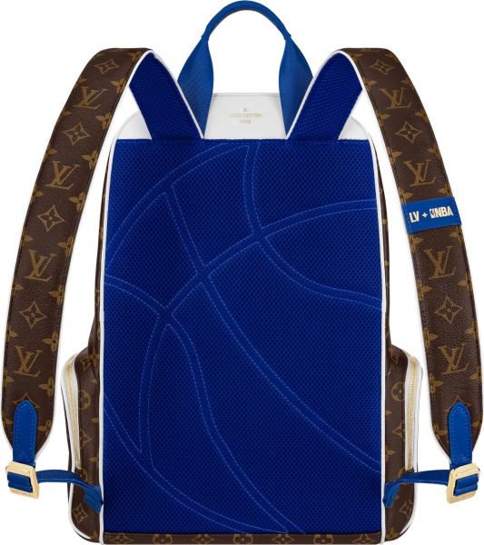 Lvxnba Brown Monogram New Backpack