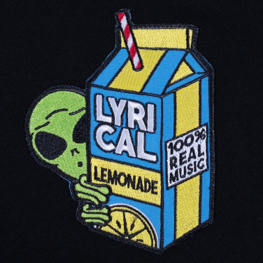 Lyrical Lemonade Alien Hoodie
