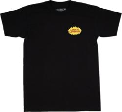 Lyrical Lemonade Logo Print Black T Shirt