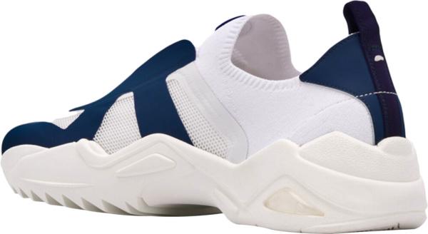 Maison Margiela Blue Stripe Sneakers