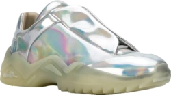 Metallic 'Future' Sneakers