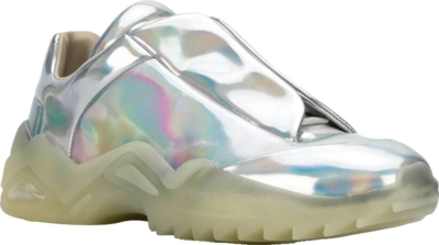 Maison Margiela Iredescent Metallic Sneakers
