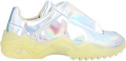 Iridescent Metallic 'Future' Sneakers
