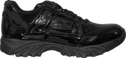 Maison Margiela Patent Black Security Sneakers