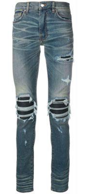 Meek Mill Amiri Skinny Jeans Worn In His Instagram Post