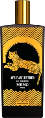 Memo Paris African Leather Cologne