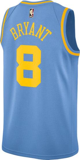 Minneapolis Lakers 8 Kobe Bryant Jersey