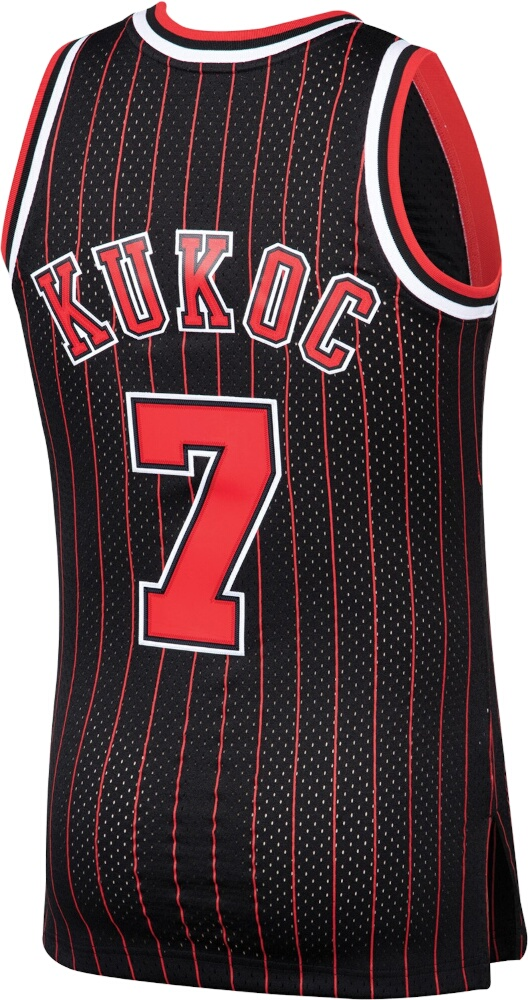 Mitchell And Ness Chicago Bulls Toni Kukoc Jersey