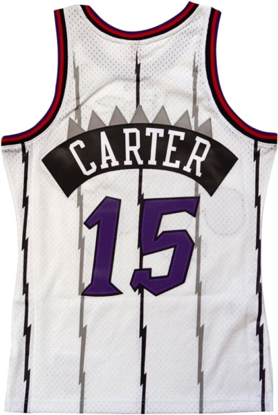 Mitchell And Ness Hardwood Classics Vince Carter Swingman Jersey