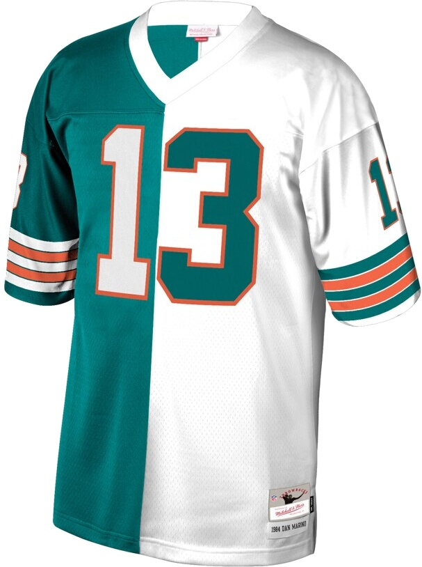 Mitchell And Ness Split Dan Marino Jersey
