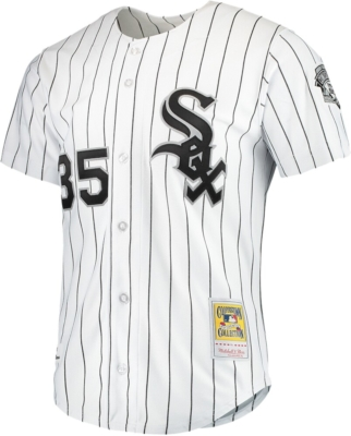 Mitchell And Ness White Sox Jersey