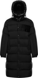 Moncler Black Autaret Parka Coat F20911d50000c0573