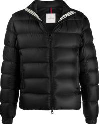 Black 'Soreiller' Puffer Jacket