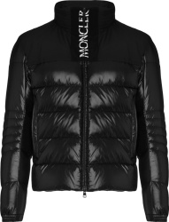 Black 'Bruel' Padded Jacket